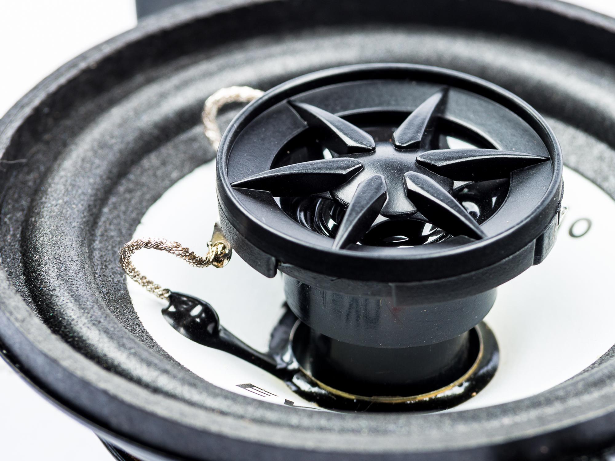 13 cm Coax 2-Wege-Koax Renault Megane 3, Lautsprecher-Set Tür Vorne und Hinten – Bild 4