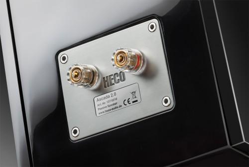 B Ware Ascada 2.0, Vollaktives Bluetooth-Stereolautsprecher-Set, *schwarz*, 1 Paar  – Bild 4