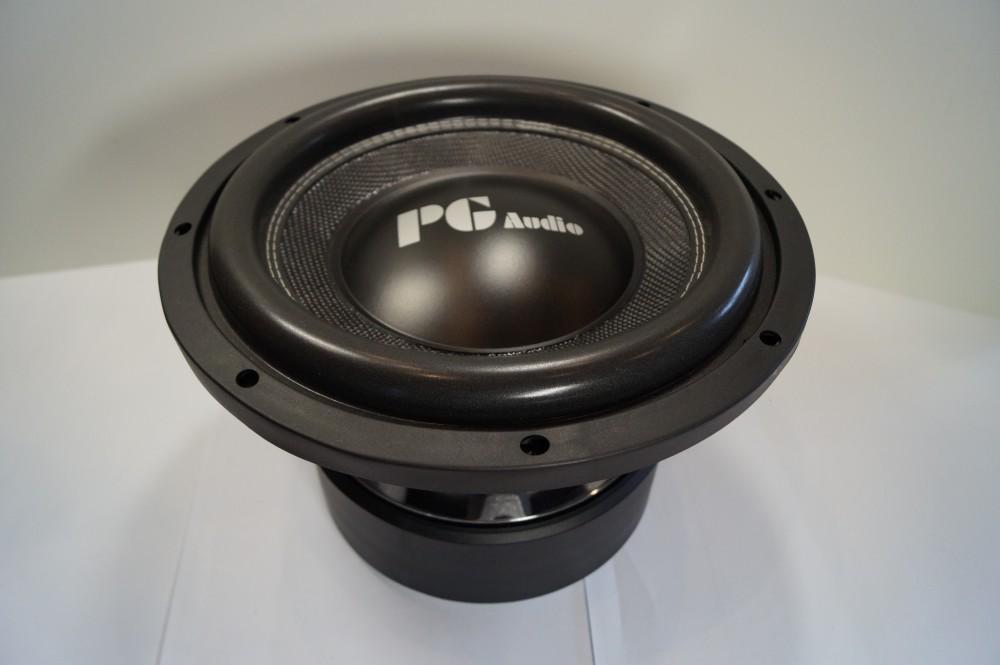"PG Audio  - PG 12 SPL, 12"" 30 cm Subwoofer, 1500 Watt max.1 Stück"