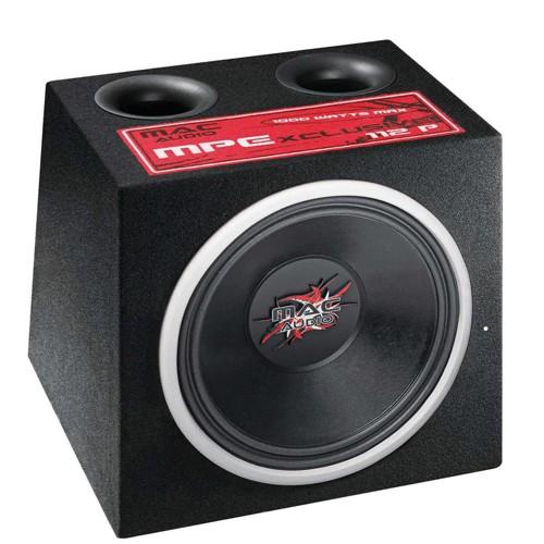 mac Audio MPExclusive 112 P, Sub. mit 300 mm Basstreiber, NEU 001