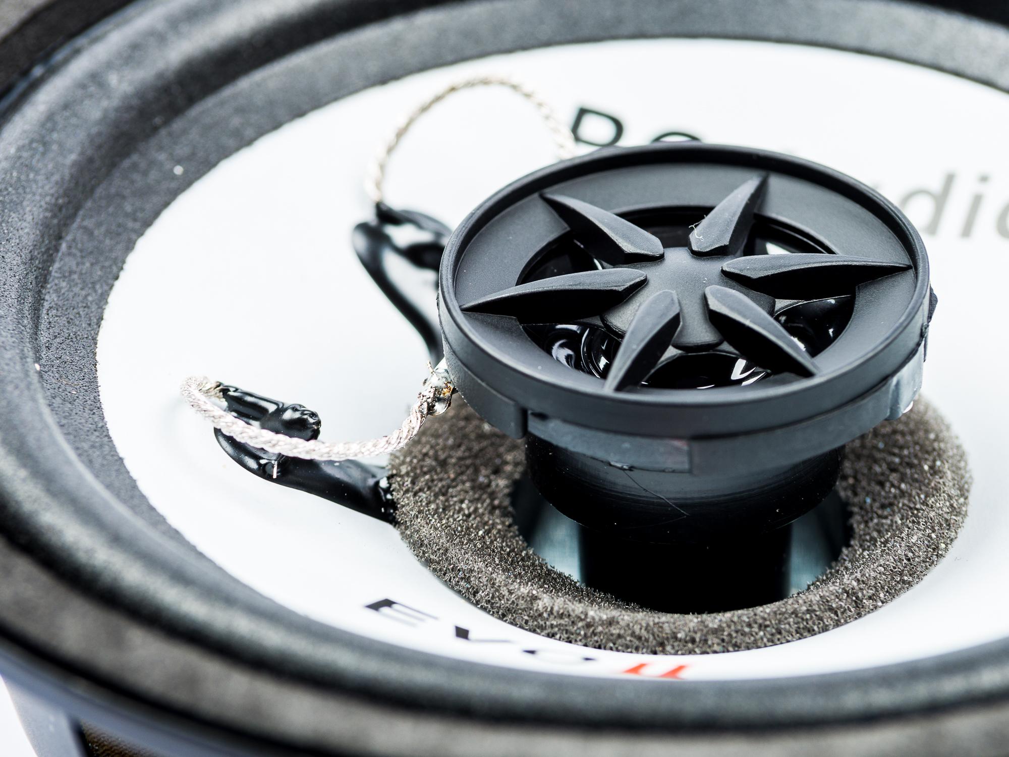 Opel Tigra Meriva A Renault Trafic 2 Lautsprecher Einbauset vorne B Ware – Bild 4