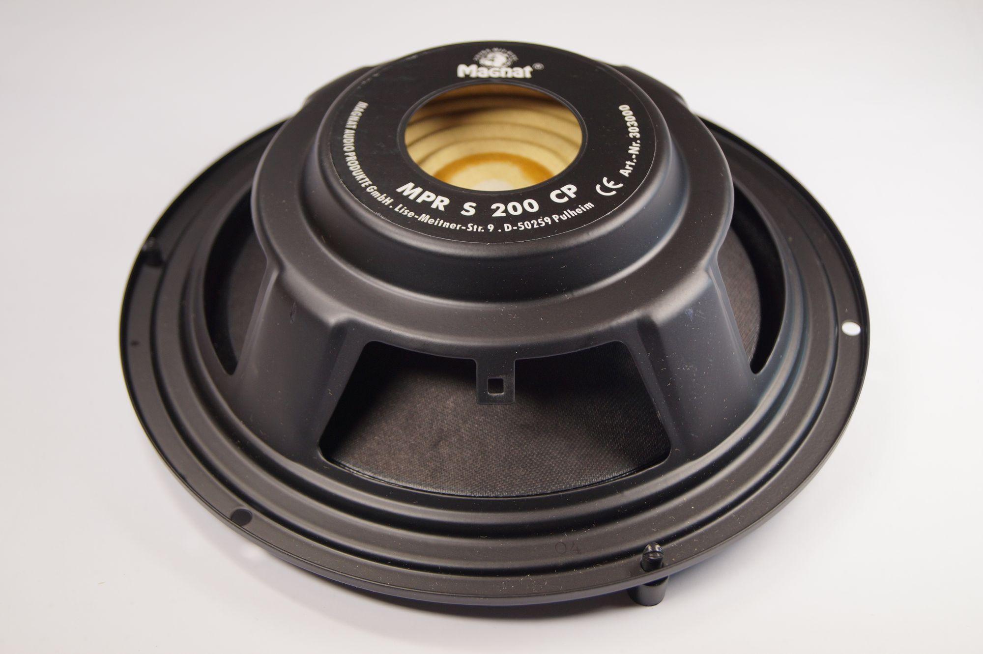 200 mm Passivmembran , Magnat MPR S 200 CP – Bild 2