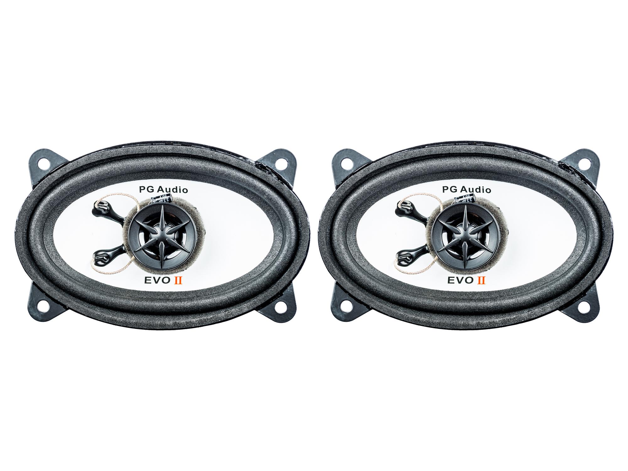 Lautsprecher 4x6 Zoll BMW 3er,5er,7er, Chevrolet Aveo,Kalos und K-Serie – Bild 1