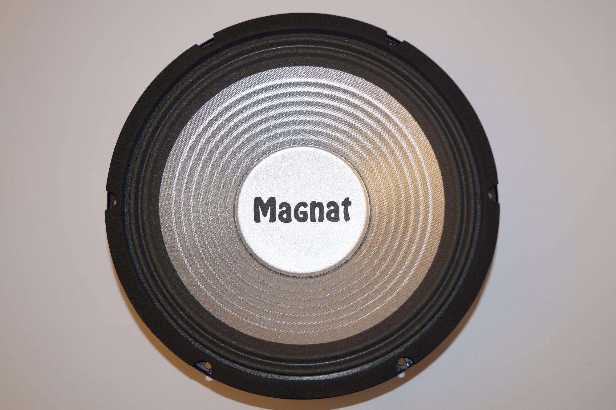 "12"" 30 cm Subwoofer Magnat Double Flex 1230  Basslautsprecher/Tieftöner"