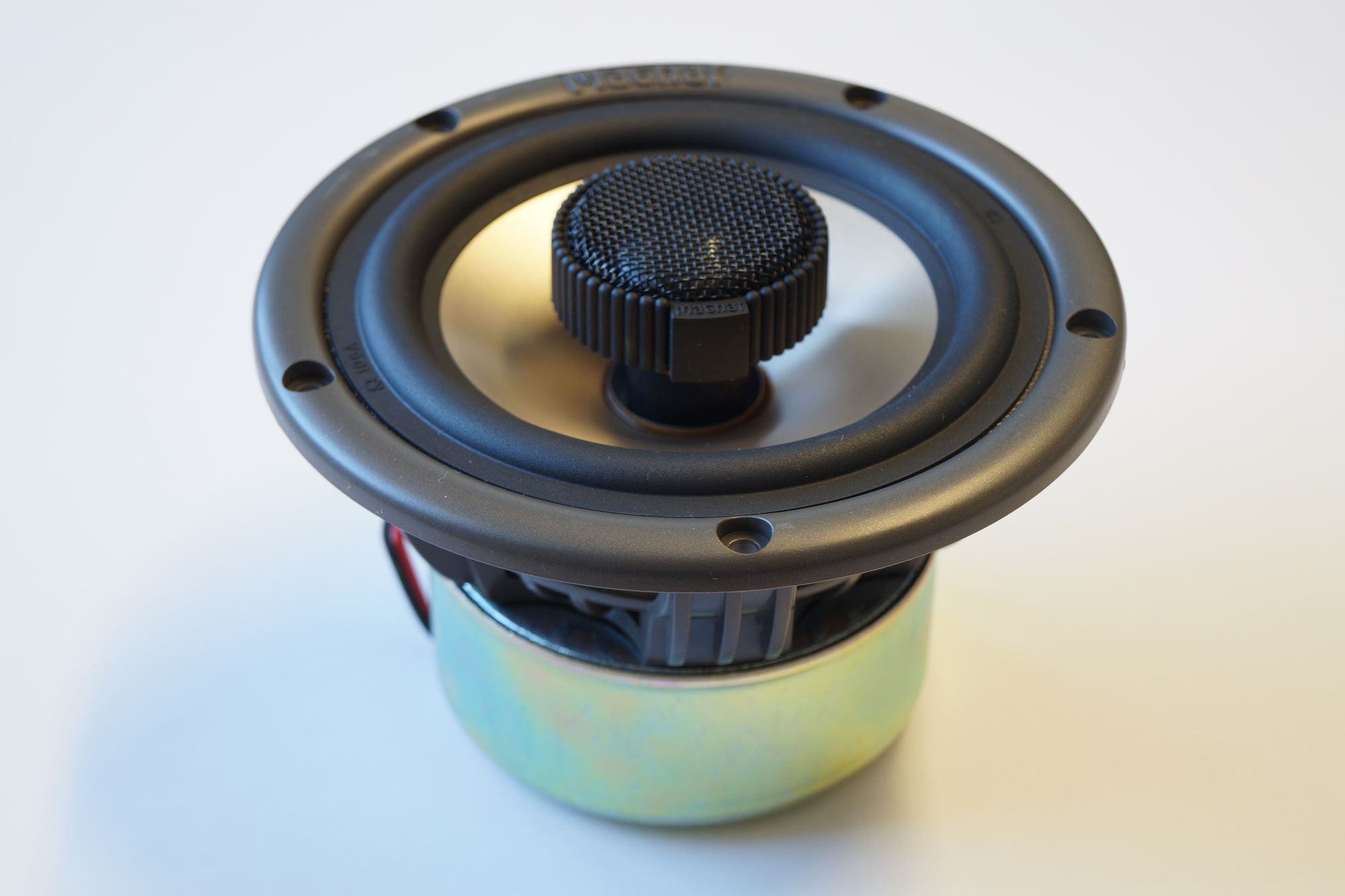 1 Stück 135 mm 2-Wege Koax Magnat MCO ABS 135 AL 485 S 150 Watt max., NEU – Bild 2