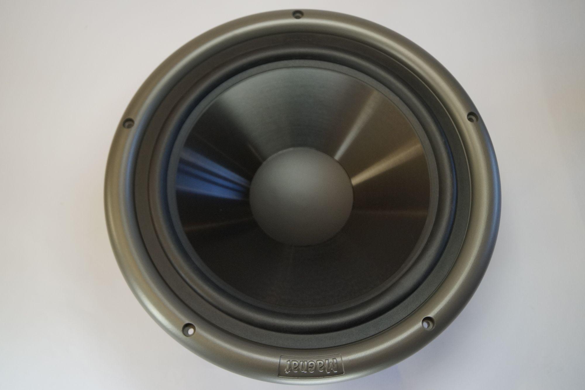Magnat Vintage 770 Tieftöner W 300 CA 3150 30 cm 12 Zoll Basslautsprecher 001