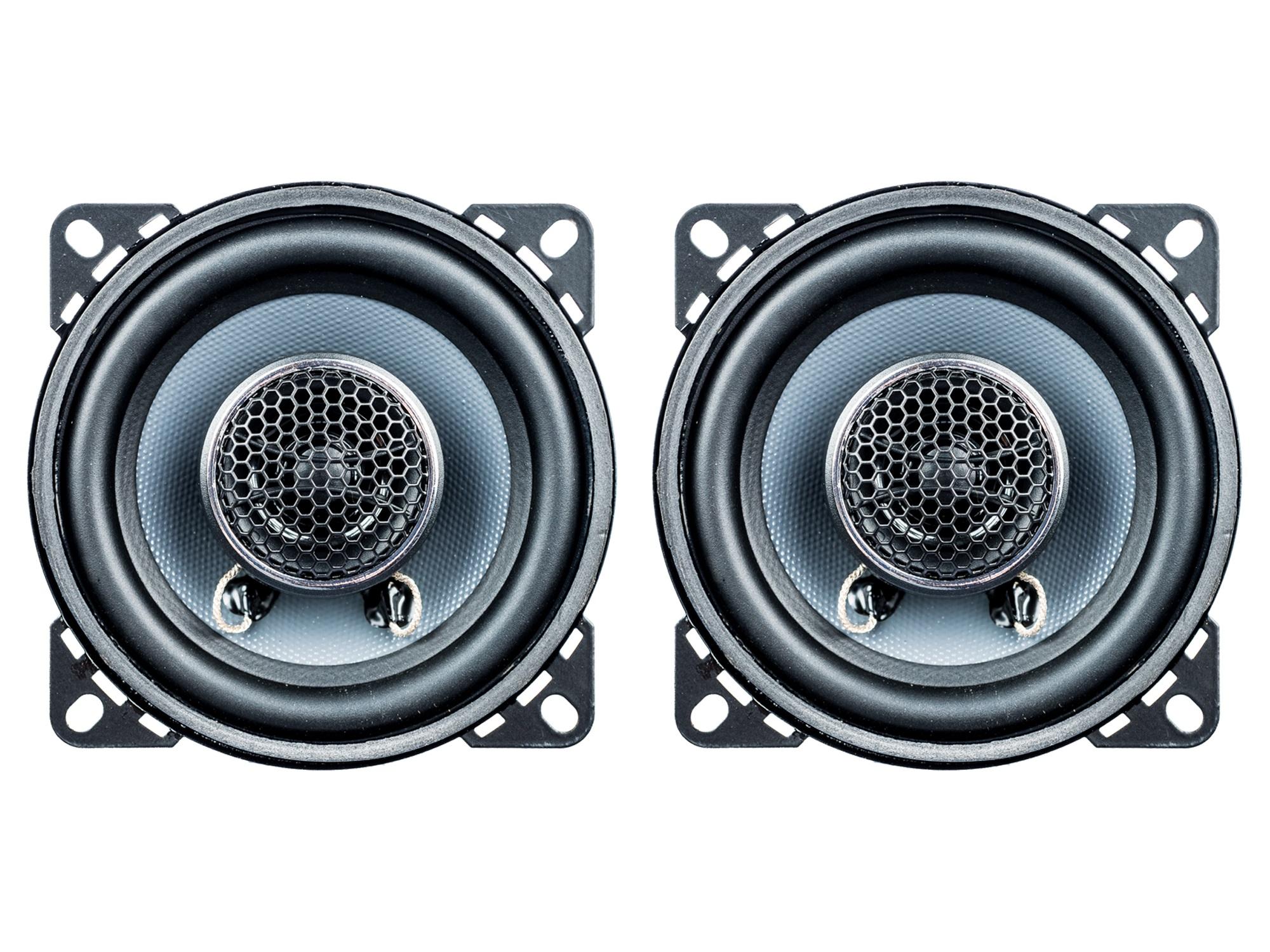 PG Audio EVO III,10.2 2 Wege Coax passend für Audi,BMW,Porsche, Seat,Skoda,VW