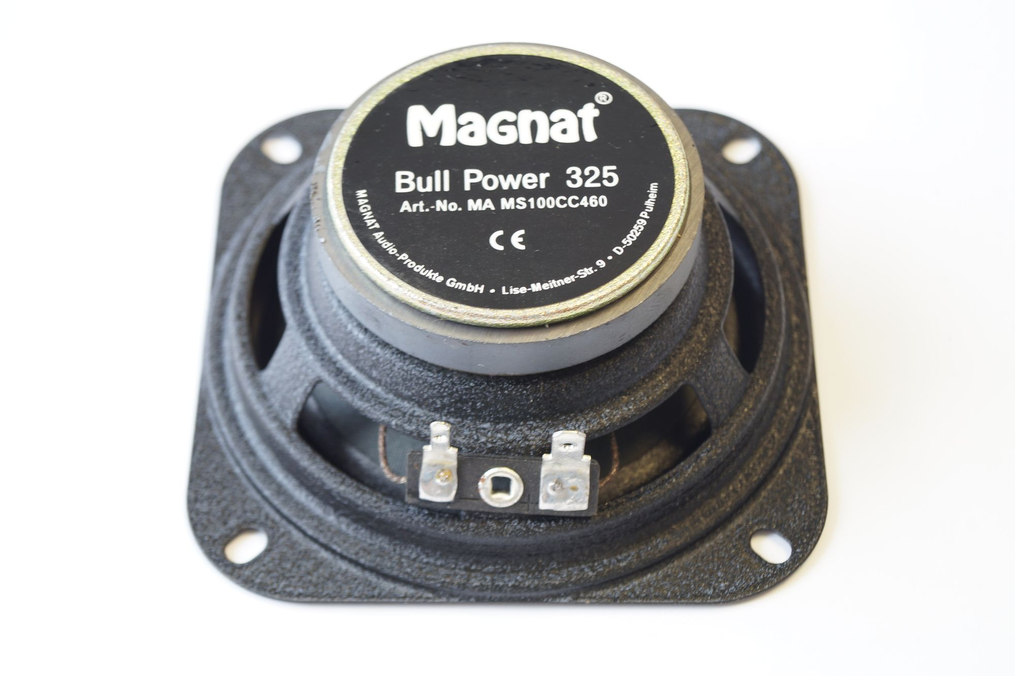 100 mm Mitteltöner Magnat Bull Power 325  – Bild 2
