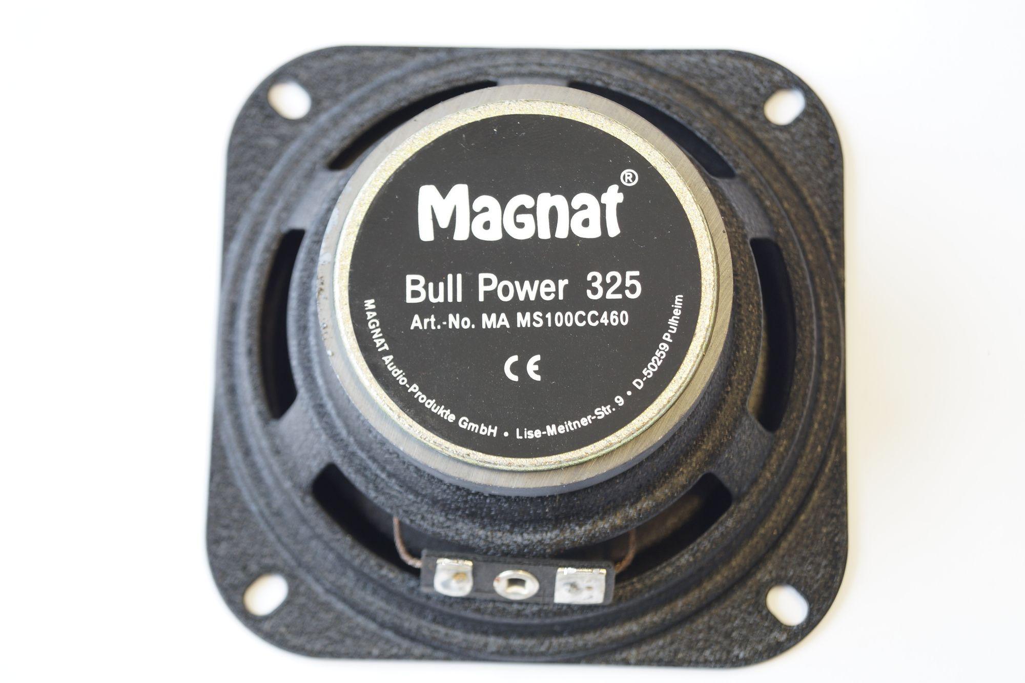 100 mm Mitteltöner Magnat Bull Power 325  – Bild 3