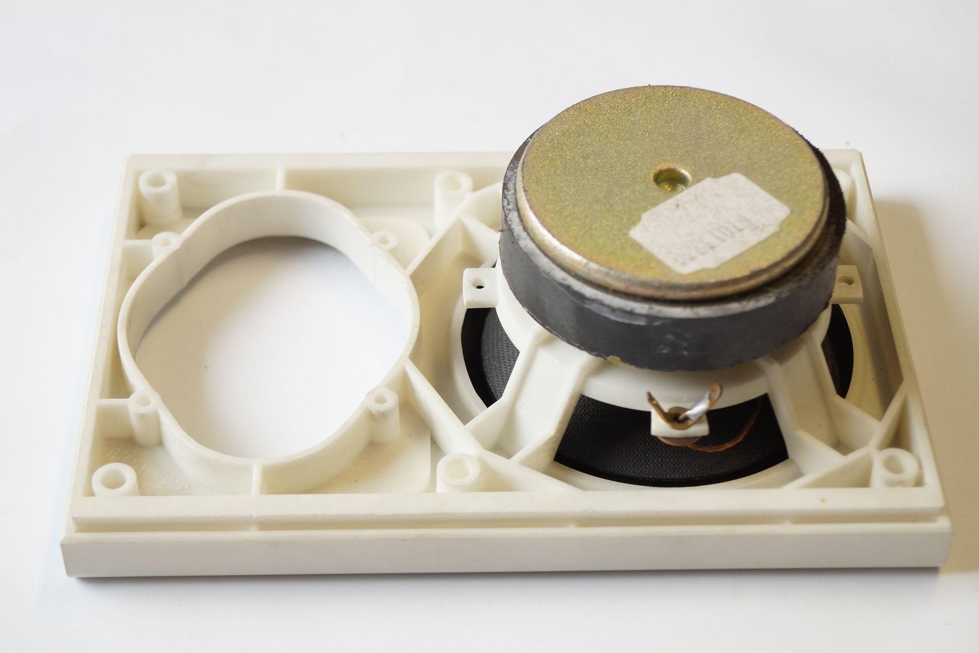 1 Stück 100 mm Mitteltöner, in Gehäusefront 90 Watt max., SERVICEWARE – Bild 2