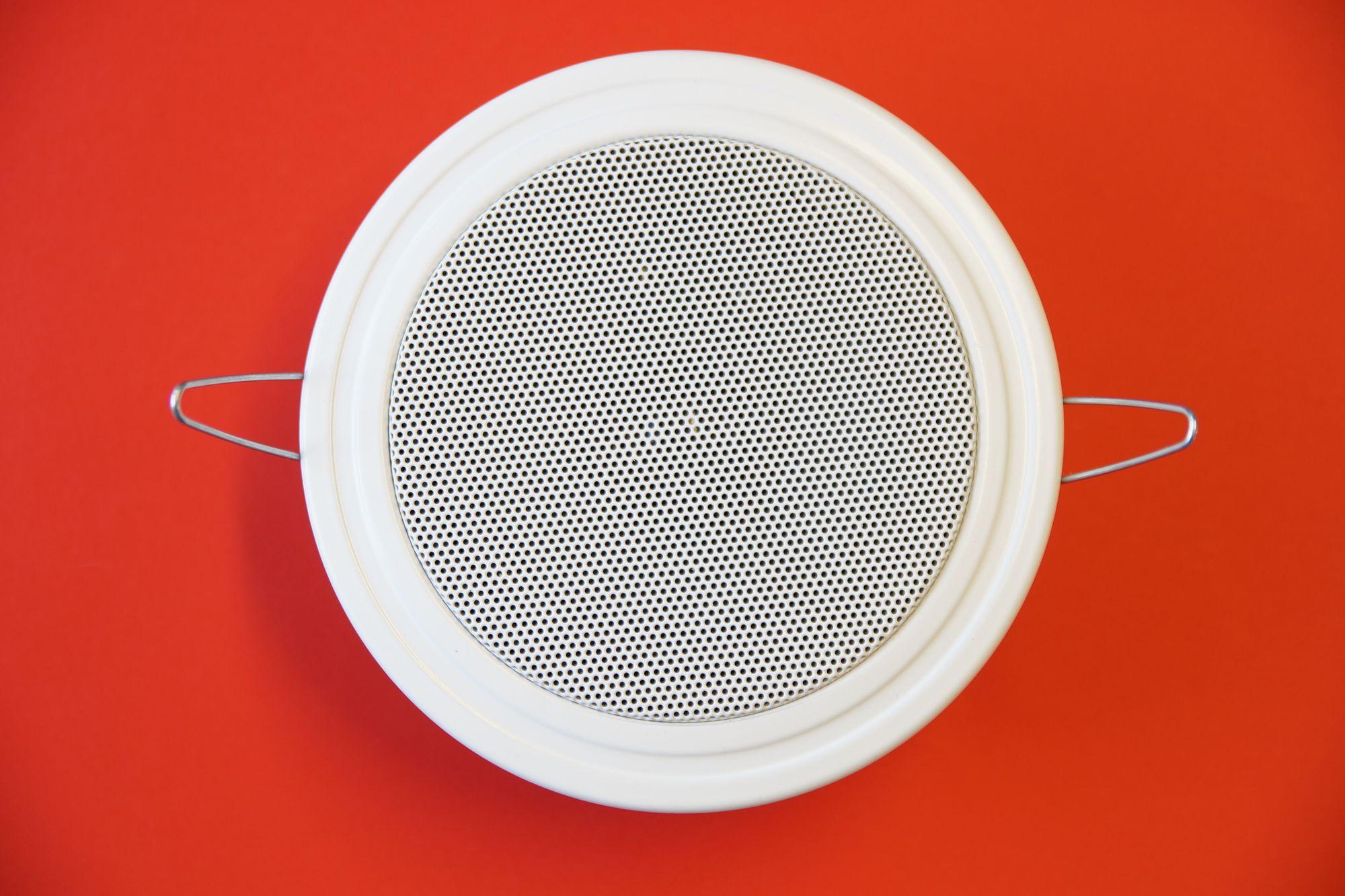 PG Audio DL 10 Decken-Einbaulautsprecher 30 Watt max.weiß Neu-Ware 1 Stück