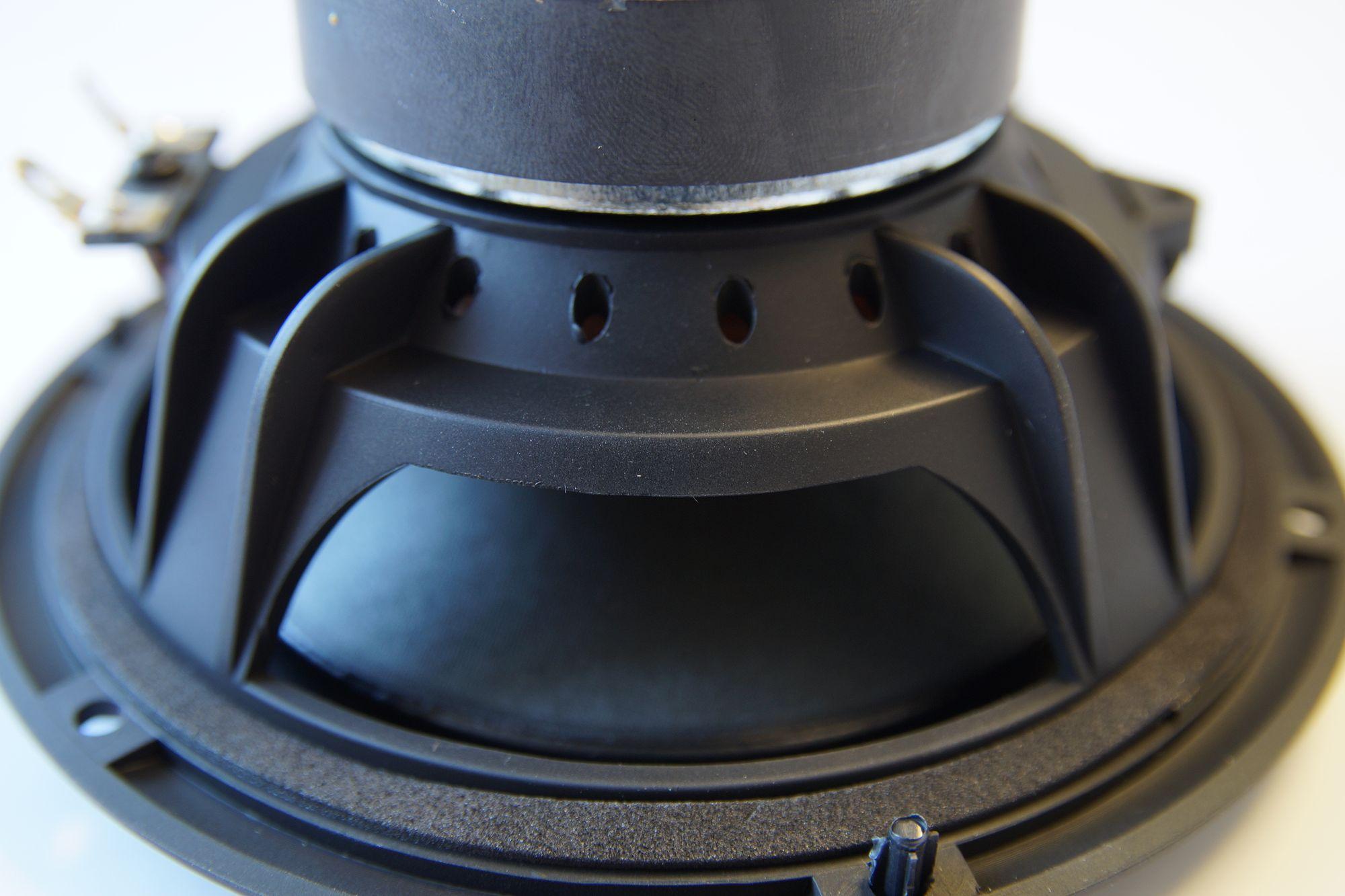 1 Stück 135 mm Tief Mitteltöner Magnat MW 131 K-CP 470 – Bild 4