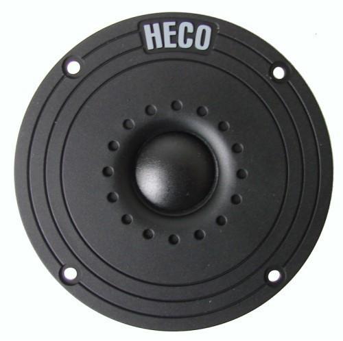1 Stück 26 mm Hochtöner Heco Xenon HT26KGE670S S 140 Watt max