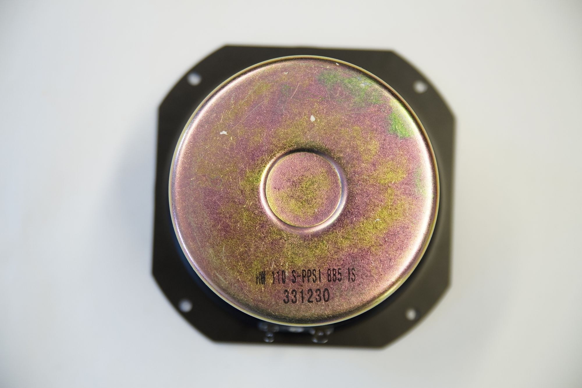 1 Stück Heco 110 mm Tiefmitteltöner HW 110 S-PPSI 885 IS Serviceware – Bild 3
