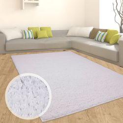 Shaggy Hochflor Teppich Flokati Langflor Weich in 9 Farben Einfarbig Moderner Wohnzimmerteppich