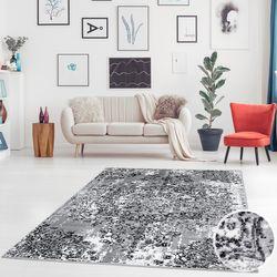 Teppich Designer Klassisch Flachgewebe Modern Flachflor Ornamenten Muster Wohnzimmerteppich Kunstvoll