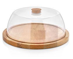 Kuchenplatte Buchenholz Kuchenplatte aus Buchenholz Naturprodukt