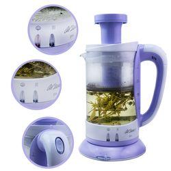 Arzum Wasserkocher Teekocher Kräuter-Tee Kräuterteemaschine Natur Warmhaltefunktion