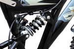 Mountain Bike 26 Zoll schwarz/weiss Bild 2