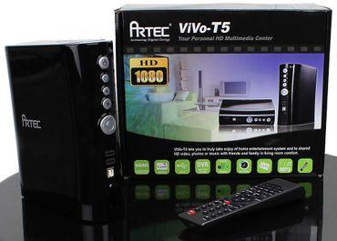 Artec T5 ViVo Mediaplayer