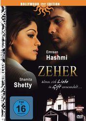 Zeher - Wenn sich Liebe in Gift verwandelt - Bollywood (DVD)