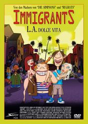 Immigrants L.A. Dolce Vita (DVD)