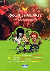 Rockthology Volume 3 (DVD)