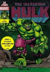 Marvel The Incredible Hulk 1996 Staffel 1 Volume 1 DVD