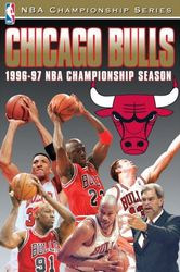 1997 NBA Basketball Champions Chicago Bulls DVD