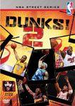 NBA Basketball Street Series dunks volume 2 DVD + CD