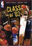 NBA Basketball Street Series Volume 4 Class of 03 DVD + CD