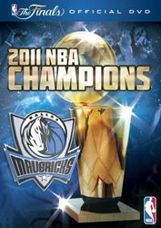 2011 NBA Basketball Champions: Dallas Mavericks (DVD)