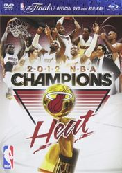 2012 NBA Basketball Champions: Miami Heat (DVD + Blu-ray)