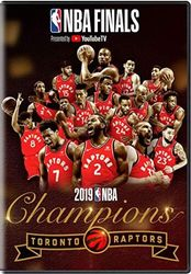 2019 NBA Basketball Champions: Toronto Raptors - DVD