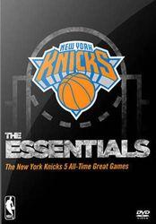 NBA Basketball: Essential Games of the New York Knicks (5-DVD-Set)