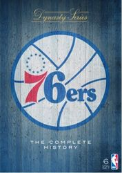 Philadelphia 76ers Basketball NBA Dynasty Series 6 DVD Set