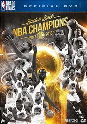 2018 NBA Champions Golden State Warriors Basketball DVD