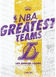 Los Angeles Lakers 2000 2001 2002 Champions NBA Basketball Greatest Teams 2 DVD Set