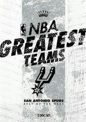 San Antonio Spurs 1999 2003 205 2007 Champions NBA Basketball 2 DVD Set