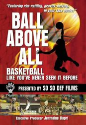 Ball Above All Streetball Michael Jordan Vince Carter Basketball DVD