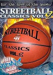 Streetball Classics Volume 2 Basketball DVD + Musik CD