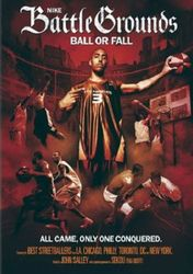 NIKE Battle Grounds Ball Or Fall Streetball  Basketball DVD
