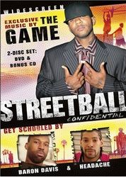 Streetball Confidential The Game Headache Basketball DVD + CD