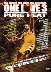 One Love 3: Pure Heat - Basketball DVD