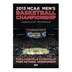 2013 NCAA Championship Game: Lousville vs. Michigan - Basketball DVD