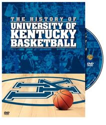 The History Of: University Of Kentucky Basketball (DVD)