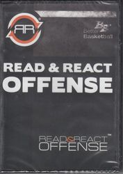 Better Basketball Read & React Offense System (2-DVD-Set)