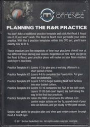 Better Basketball Read & React - Planning The R&R Practice (5-DVD-Set)