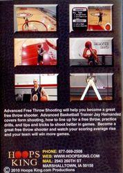 ABT Jay Hernandez: Advanced Free Throw Shooting (Basketball DVD)
