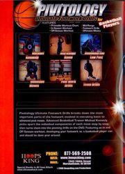 ABT Michael Kennedy: Pivotology - Footwork Drills - Basketball DVD